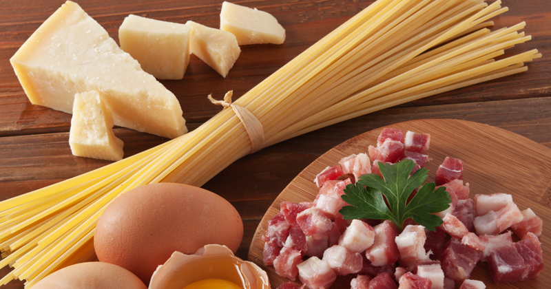 frittata di pasta ingredienti