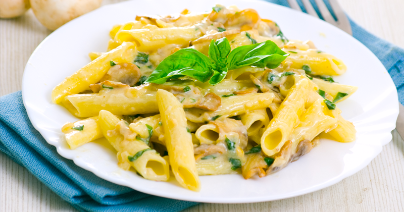 penne risottate